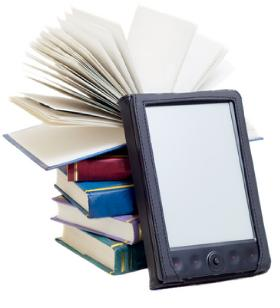 Traditional and electronic books
